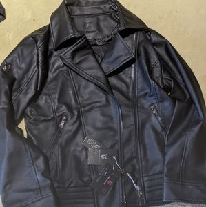 NWTIP VG World Collection Motorcycle Jacket